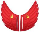 Shwings SHW-20104-C Shwings Shoe Accessories: Red Wings Slotted