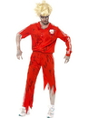 Smiffys Zombie Sports Teacher Adult Costume