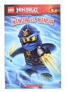 LEGO Ninjago: Ninja vs Ninja paperback Book