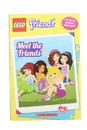 LEGO Friends: Meet the Friends Paperback Book