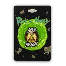 SalesOne International SOI-CNBPPIN01-C Rick and Morty Bird Person Enamel Collector Pin