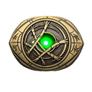 SalesOne Marvel Eye of Agamotto Light Up Pin