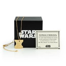 SalesOne International Star Wars Japor Snippet Necklace - Collectible Star Wars Jewelry Pendant