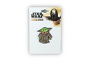 SalesOne SOI-SWMANYODAPIN01-C Star Wars: The Mandalorian The Child Collector Pin Curious Baby Yoda Standing