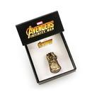 SalesOne International Marvel Avengers: Infinity War 3D Infinity Gauntlet Pin (SDCC Exclusive)
