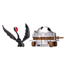 Spin Master SPN-20063741-C How To Train Your Dragon 2 Figure Battle Pack: Thoothless vs Dragon Catcher