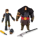 Spin Master SPN-20064442-C How To Train Your Dragon 2 Figure Battle Pack: Hiccup vs Drago