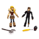 Spin Master SPN-20064444-C How To Train Your Dragon 2 Figure Trainer Pack: Astrid & Hiccup