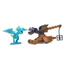 Spin Master SPN-20065265-C How To Train Your Dragon 2 Figure Battle Pack: Nadder vs Nadder Badder