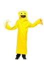 Seeing Red Wacky Waving Tube Guy Child Costume - Yellow