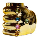 Surreal Entertainment Marvel Avengers Thanos Infinity Gauntlet 20oz Ceramic Molded Coffee Mug