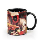 Surreal Entertainment SRE-MU-DPEAT-C Dead Pool 12oz Atomic-Changa Coffee Mug