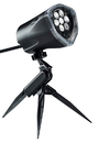 Sunstar SSI-74163G-C Holiday Lightshow Projection: Whirl-a-Motion+ Static Ghost (White)