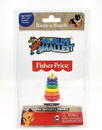 Worlds Smallest Fisher Price Classic Rock-A-Stack