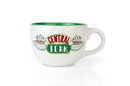 Silver Buffalo SVB-FRD31033-C Friends Central Perk Ceramic 24oz White Ceramic Soup Mug