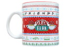 Silver Buffalo SVB-FRD41434-C Friends Central Perk Holiday Sweater 20 Ounce Ceramic Mug