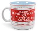 Silver Buffalo SVB-HA1302E1-C Home Alone 2 Filthy Animal Ceramic Camper Mug, Holds 20 Ounces