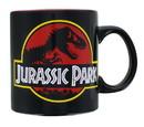 Jurassic Park Logo 20oz Ceramic Mug