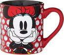 Disney Minnie Mouse Rock the Dots 14oz Ceramic Coffee Mug