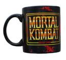 Silver Buffalo SVB-MK140134-C Mortal Kombat Arcade Logo 20 Ounce Ceramic Mug