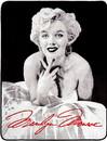 Silver Buffalo SVB-MR3627-C Marilyn Monroe Ballerina Dress 50x60 Inch Micro-Plush Throw Blanket