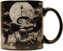 Silver Buffalo SVB-NB3334-C Nightmare Before Christmas Boogeyman 20oz Jumbo Ceramic Mug