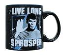Star Trek Spock Live Long and Prosper 20oz Ceramic Mug