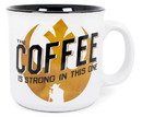 Star Wars Coffee is Strong In This One 20oz Ceramic Camper Mug