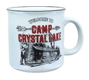 Friday the 13th Camp Crystal Lake 20oz Ceramic Camper Mug