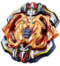 Takara Beyblade Burst Takaratomy B-115 Archer Hercules.13.Et Stamina Booster Spin Top