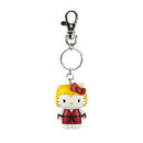 Toynami TNM-1511-KEN-C Street Fighter X Sanrio Mobile Key Chain Ken