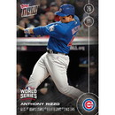 Topps TPS-02356-C MLB Chicago Cubs Anthony Rizzo #633 2016 Topps NOW Trading Card
