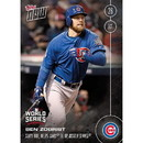 Topps TPS-02357-C MLB Chicago Cubs Ben Zobrist #634 2016 Topps NOW Trading Card