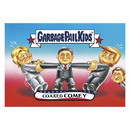 Topps TPS-02368-C GPK: Disgrace To The White House: Coaxed COMEY, Card 36