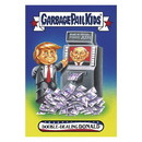 Topps TPS-02371-C GPK: Disgrace To The White House: Double-Dealing Donald Trump, Card 39