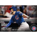 Topps TPS-02374-C MLB Chicago Cubs Kris Bryant #650 2016 Topps NOW Trading Card