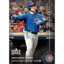Topps TPS-02376-C MLB Chicago Cubs Anthony Rizzo #652A 2016 Topps NOW Trading Card