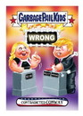 Topps TPS-16GPKRACE-0056-C GPK: Disg-Race To The White House: Contradicted Conway #56