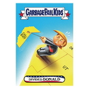 Topps TPS-16GPKRACE-0071-C GPK: Disgrace To The White House: Divided DONALD TRUMP, Card 71