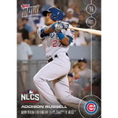 Topps TPS-16TN-0607-C MLB Chicago Cubs Addison Russell #607 2016 Topps NOW Trading Card