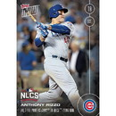 Topps TPS-16TN-0608-C MLB Chicago Cubs Anthony Rizzo #608 2016 Topps NOW Trading Card