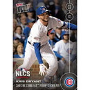 Topps TPS-16TN-0613A-C MLB Chicago Cubs Kris Bryant #613A Topps NOW Trading Card