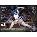 Topps TPS-16TN-0614-C MLB Chicago Cubs Kyle Hendricks #614 2016 Topps NOW Trading Card