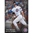 Topps TPS-16TN-OS32-C Chicago Cubs Kris Bryant #OS-32 Topps Now 2016 National League MVP Award Winner