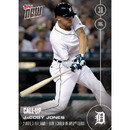 MLB Detroit Tigers Jacoby Jones (Call-Up) #411 Topps NOW Trading Card