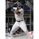 Topps TPS-17TN-0307-C MLB NY Yankees Miguel Andujar #307 2017 Topps Now Trading Card