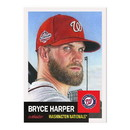 Topps Washington Nationals #13 Bryce Harper MLB Topps Living Set Card
