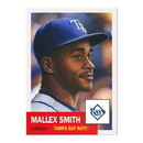 Topps Tampa Bay Rays #14 Mallex Smith MLB Topps Living Set Card
