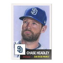 Topps San Diego Padres #24 Chase Headley MLB Topps Living Set Card