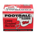 Topps TPS-89FOOT132-C Nfl 1989 Topps Football Traded Series - Set Of 132 Cards